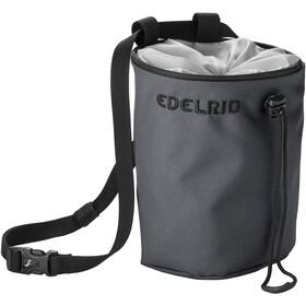 Edelrid Rodeo Kalkpose Stor, grå